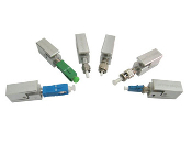Bare Fiber Adapters for buffer type fiber to be used for testing bulk fiber optic cable