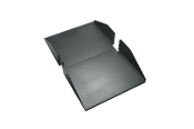"Rackmount shelf, Two Piece, 2U, 18"" deep."