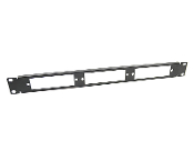"19"" Rack Mount 3 LGX Adapter Plate Holder"