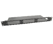 "19"" Rack Mount 3 MTP/MPO Cassette Holder, Extended tray."