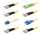 FC Singlemode Fiber Optic Cables