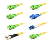 SC/APC Singlemode Fiber Optic Cables