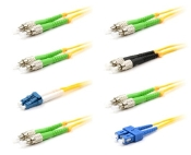 FC/APC Singlemode Fiber Optic Cables