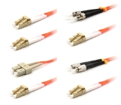 LC Multimode 62.5/125 fiber optic Patch Cables