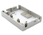 12 Fiber Wall Mount Termination Box with 2 Ports - C