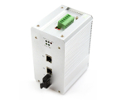Industrial Ethernet to Fiber Optic Media Converters