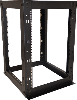 16u 4 Post Network Server Equipment Rack Server Rack