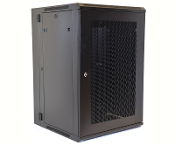 18U Wall Mount Enclosure - Mesh Door - 600mm X 450mm - DBL