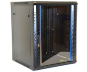 15U Wall Mount Enclosure - Vented Border - 600mm X 600mm - SGL