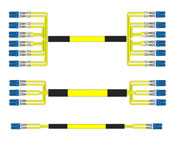 Multi Fiber Cable Assemblies